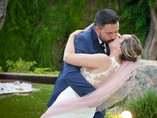 La boda de Miriam y Ito
