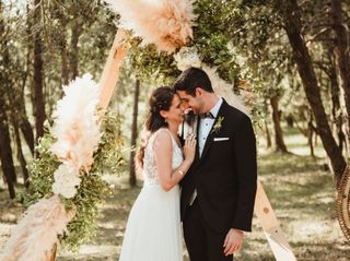 La boda de Anna y Aitor
