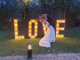 La boda de Melodi y Toni
