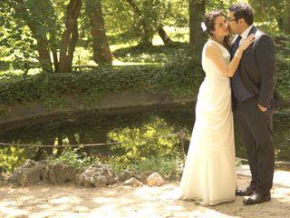 La boda de María y Christian