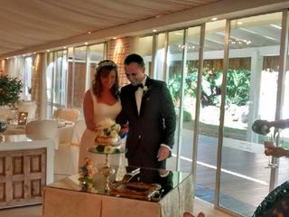 La boda de Izaskun y Daniel