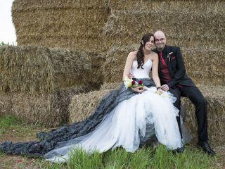La boda de Montse y Raúl