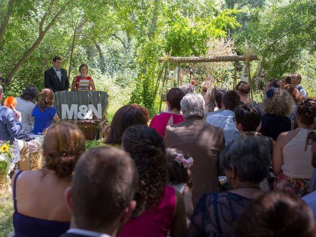 La boda de Manuel y Nieves en Jimera De Libar, Málaga 2