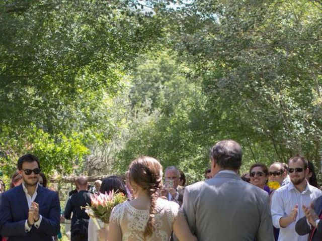 La boda de Manuel y Nieves en Jimera De Libar, Málaga 9