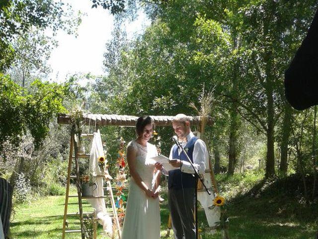 La boda de Manuel y Nieves en Jimera De Libar, Málaga 10