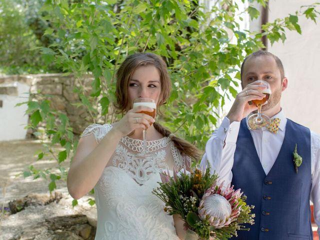 La boda de Manuel y Nieves en Jimera De Libar, Málaga 13