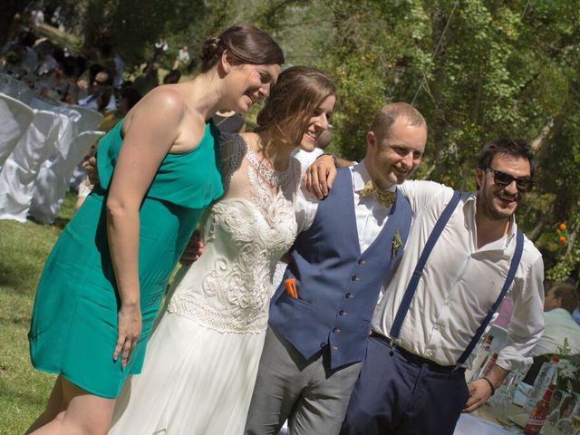 La boda de Manuel y Nieves en Jimera De Libar, Málaga 16