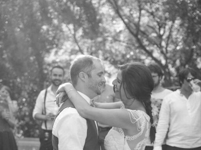 La boda de Manuel y Nieves en Jimera De Libar, Málaga 21