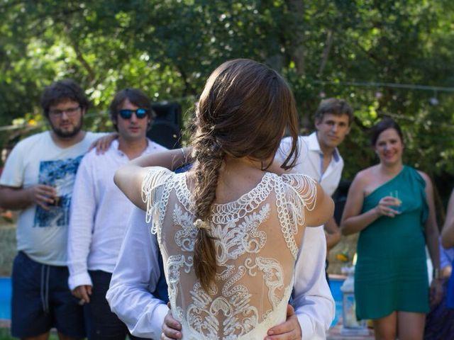 La boda de Manuel y Nieves en Jimera De Libar, Málaga 22