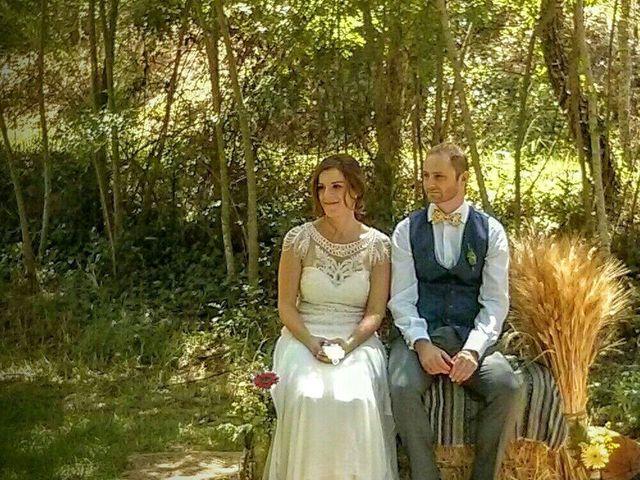 La boda de Manuel y Nieves en Jimera De Libar, Málaga 11