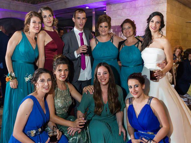 La boda de Alberto y Alba en Caracuel De Calatrava, Ciudad Real 5