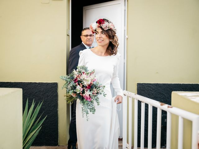 La boda de Jose y Cathy en Tegueste, Santa Cruz de Tenerife 34