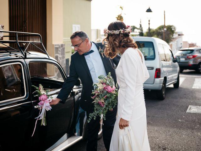 La boda de Jose y Cathy en Tegueste, Santa Cruz de Tenerife 35