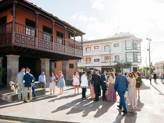La boda de Jose y Cathy en Tegueste, Santa Cruz de Tenerife 42