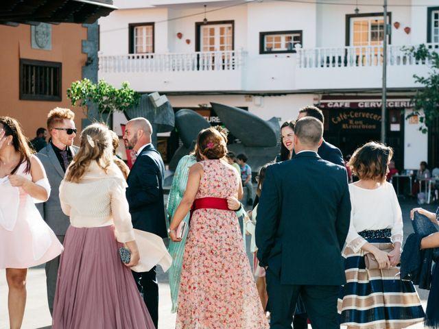 La boda de Jose y Cathy en Tegueste, Santa Cruz de Tenerife 43