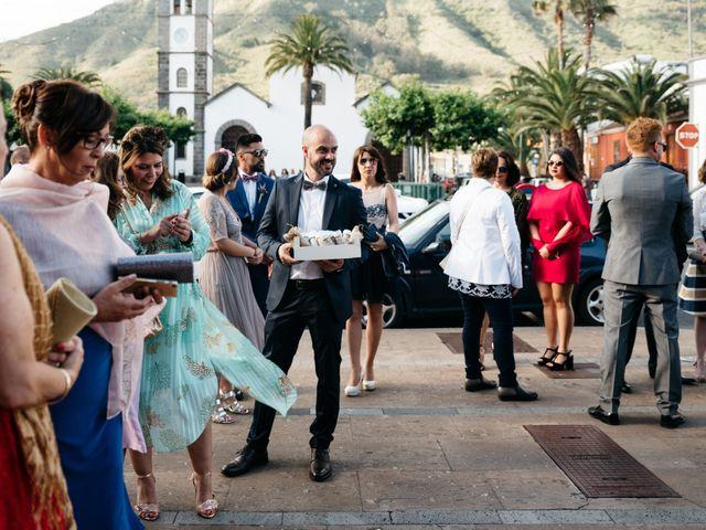 La boda de Jose y Cathy en Tegueste, Santa Cruz de Tenerife 51