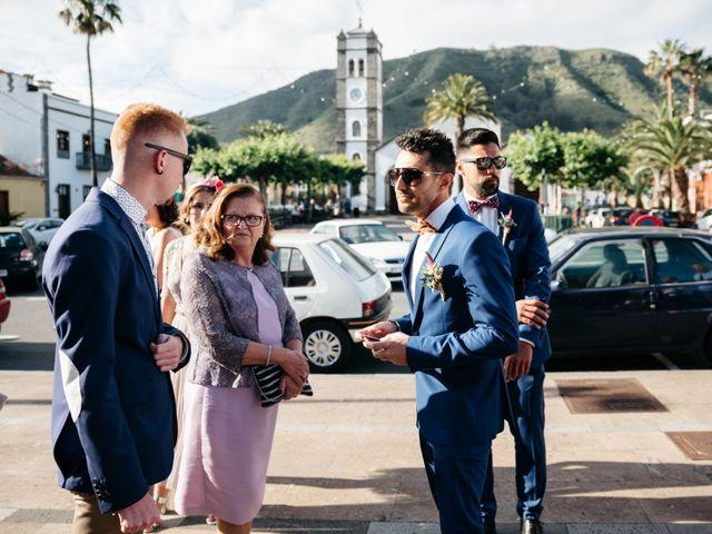 La boda de Jose y Cathy en Tegueste, Santa Cruz de Tenerife 55