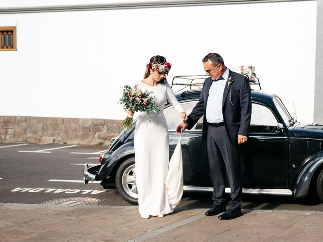 La boda de Jose y Cathy en Tegueste, Santa Cruz de Tenerife 61