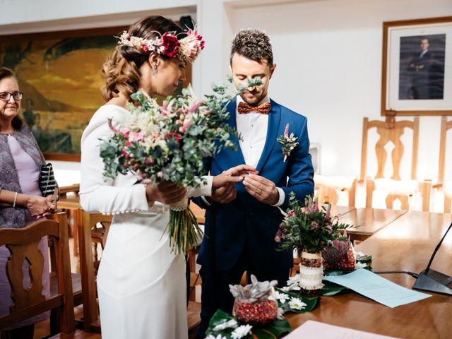 La boda de Jose y Cathy en Tegueste, Santa Cruz de Tenerife 77