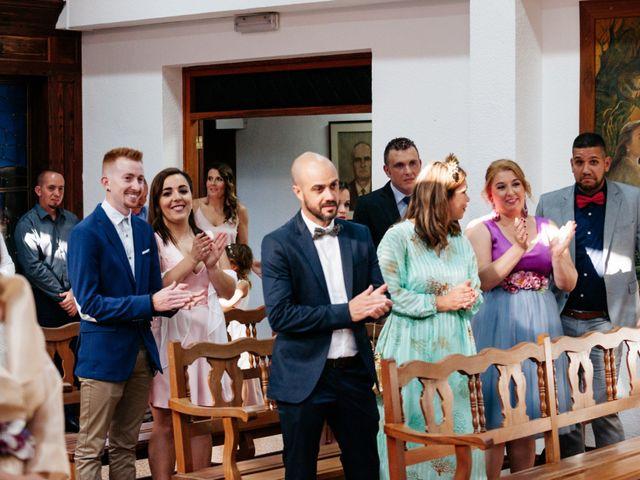 La boda de Jose y Cathy en Tegueste, Santa Cruz de Tenerife 80