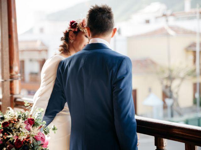 La boda de Jose y Cathy en Tegueste, Santa Cruz de Tenerife 93