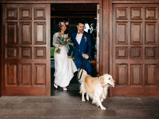 La boda de Jose y Cathy en Tegueste, Santa Cruz de Tenerife 96