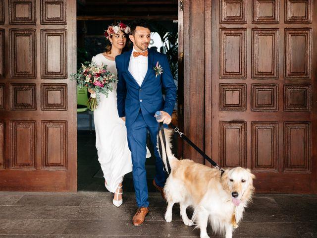 La boda de Jose y Cathy en Tegueste, Santa Cruz de Tenerife 97