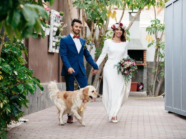 La boda de Jose y Cathy en Tegueste, Santa Cruz de Tenerife 110