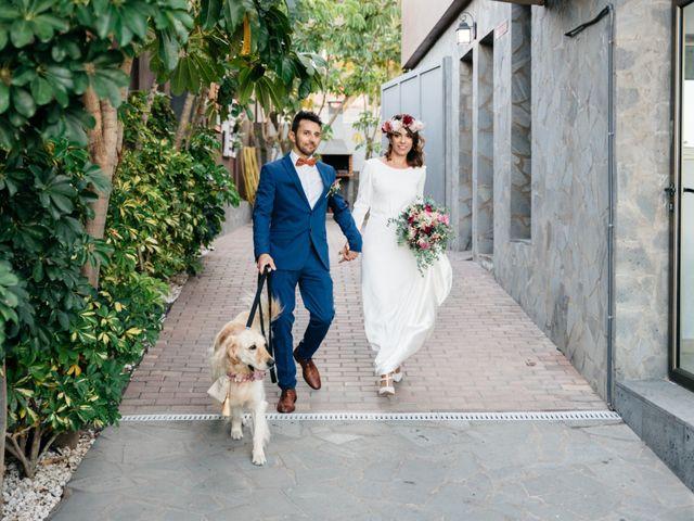 La boda de Jose y Cathy en Tegueste, Santa Cruz de Tenerife 111