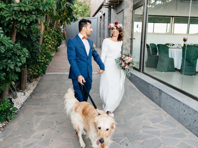 La boda de Jose y Cathy en Tegueste, Santa Cruz de Tenerife 112