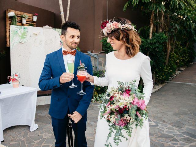 La boda de Jose y Cathy en Tegueste, Santa Cruz de Tenerife 114