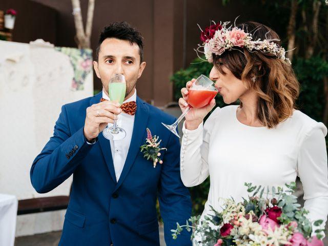 La boda de Jose y Cathy en Tegueste, Santa Cruz de Tenerife 115