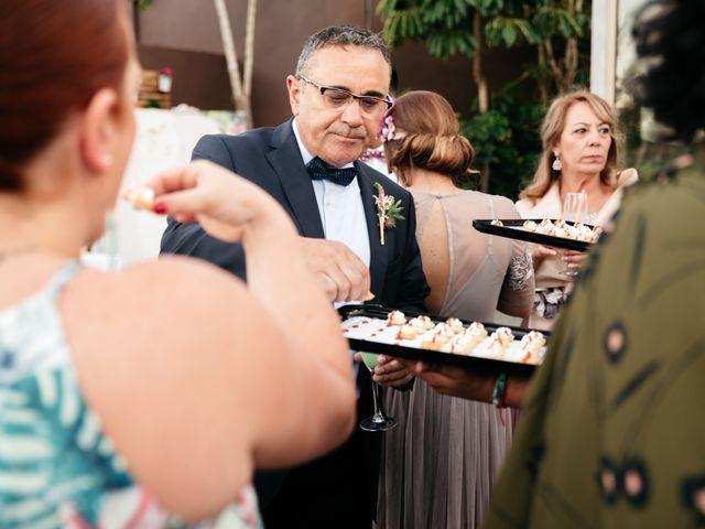 La boda de Jose y Cathy en Tegueste, Santa Cruz de Tenerife 123