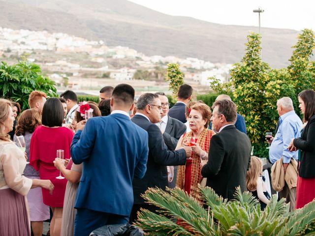 La boda de Jose y Cathy en Tegueste, Santa Cruz de Tenerife 124