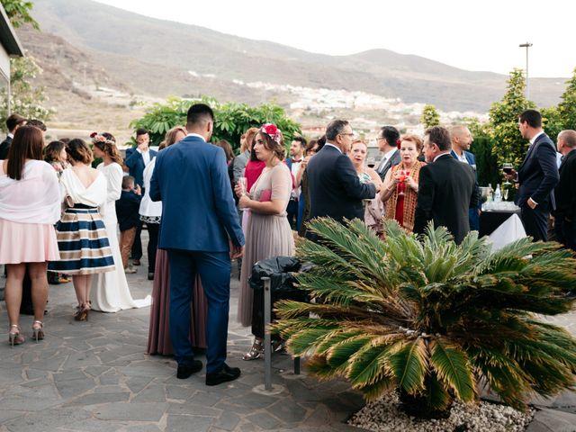 La boda de Jose y Cathy en Tegueste, Santa Cruz de Tenerife 127