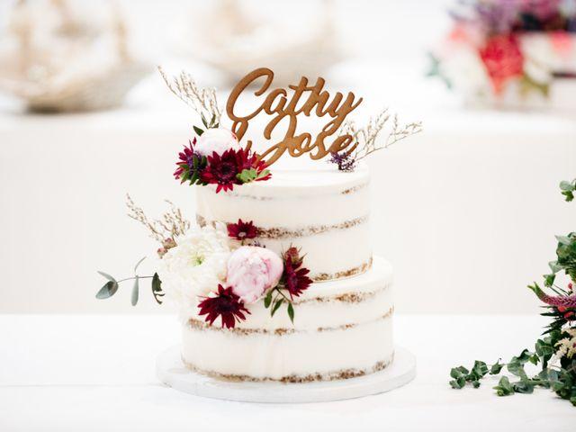 La boda de Jose y Cathy en Tegueste, Santa Cruz de Tenerife 151