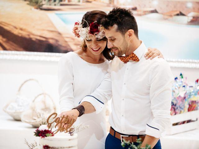 La boda de Jose y Cathy en Tegueste, Santa Cruz de Tenerife 154