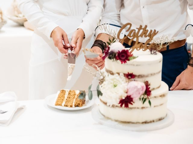 La boda de Jose y Cathy en Tegueste, Santa Cruz de Tenerife 156