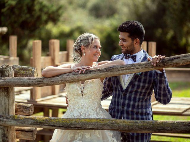 La boda de Pilar y Ali