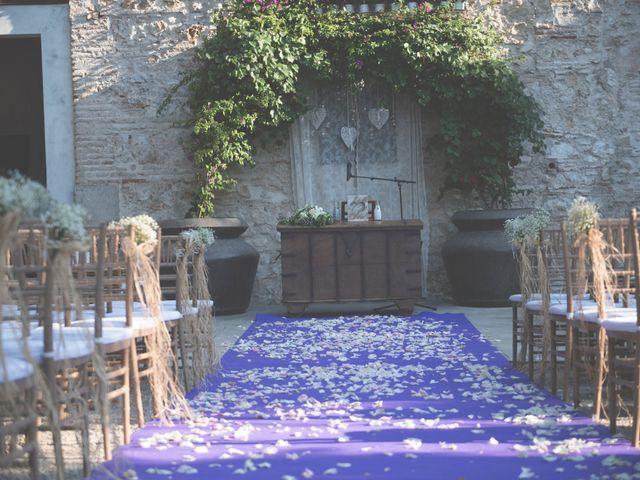 La boda de Martín y Silvia en Beniflá, Valencia 1