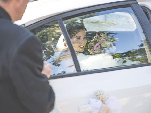 La boda de Martín y Silvia en Beniflá, Valencia 8