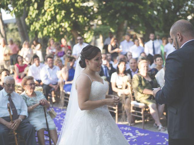 La boda de Martín y Silvia en Beniflá, Valencia 10