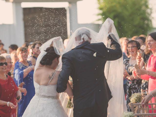 La boda de Martín y Silvia en Beniflá, Valencia 14