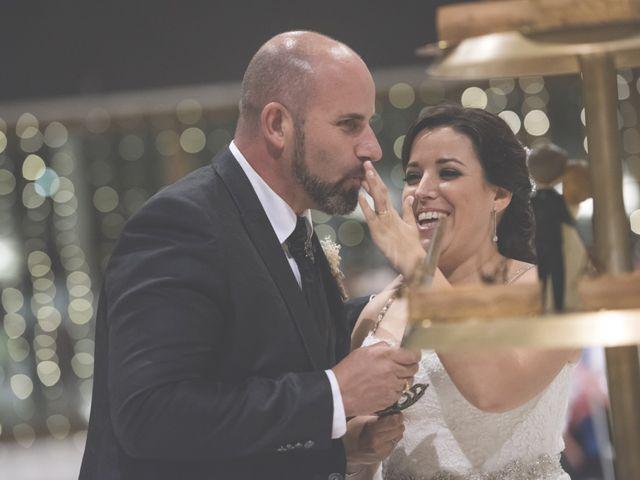 La boda de Martín y Silvia en Beniflá, Valencia 16