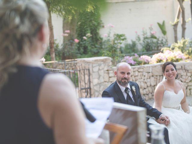 La boda de Martín y Silvia en Beniflá, Valencia 18