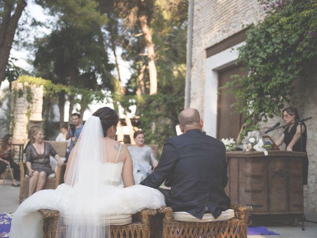 La boda de Martín y Silvia en Beniflá, Valencia 19