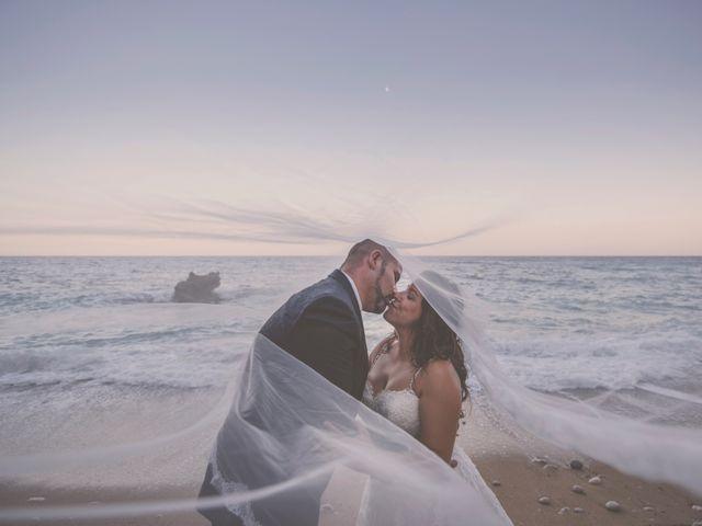 La boda de Silvia y Martín