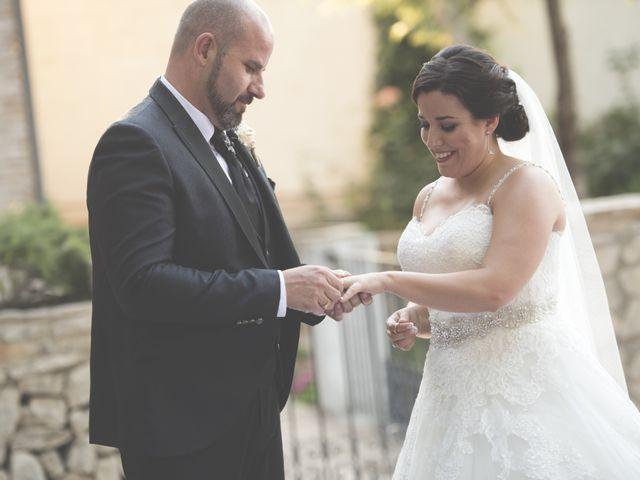 La boda de Martín y Silvia en Beniflá, Valencia 32