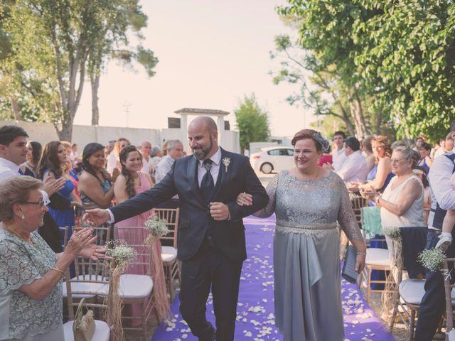 La boda de Martín y Silvia en Beniflá, Valencia 40
