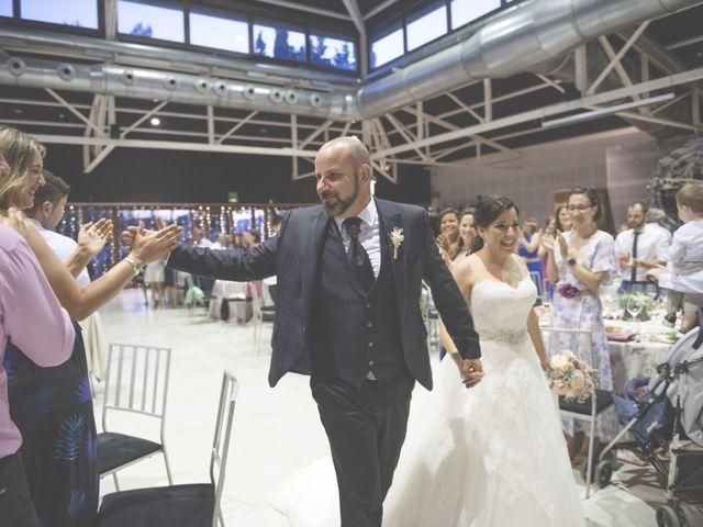 La boda de Martín y Silvia en Beniflá, Valencia 42